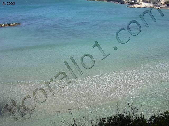 Veduta mare Otranto